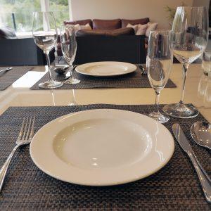 マウンテンサイド白馬 グラス カトラリー 皿