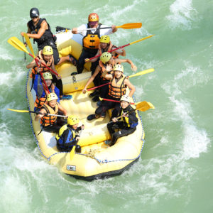 Rafting Hakuba Lion Adventure