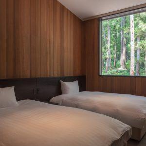 Villa El Cielo bed room