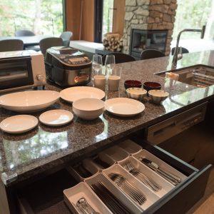 Villa El Cielo kitchen