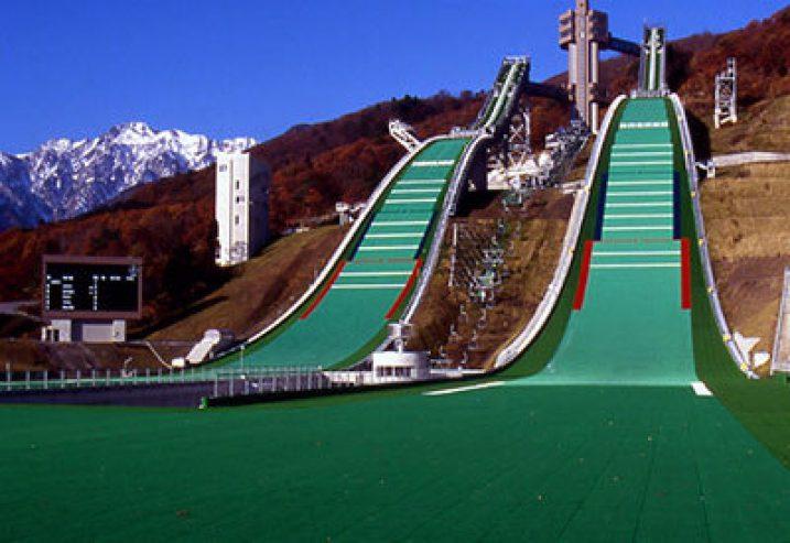 Hakuba Ski Jumping Stadium2